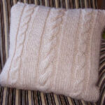 Smushion - Knitted Cushion Cover