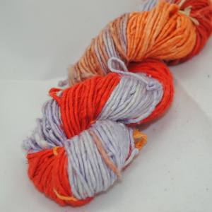 Avani Red, orange, grey