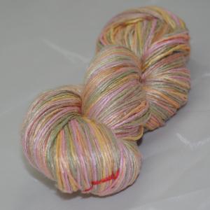 "Rajgan – ""Pastel Sweeties"" – Light yellow, Light Pink, Light Green"