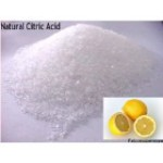 Citric Acid Pile